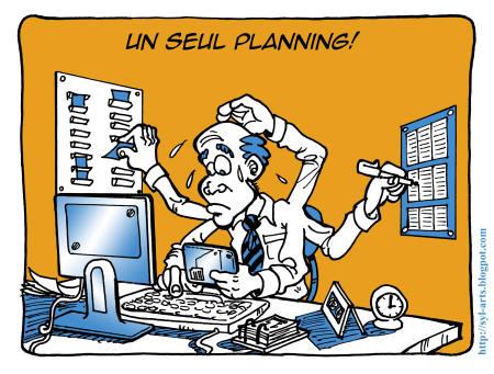 agenda unique planning